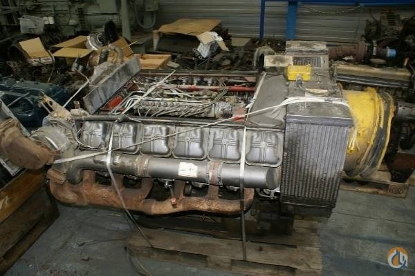 Deutz Deutz BF12L413F Engines  Transmissions Crane Part for Sale on CraneNetwork.com