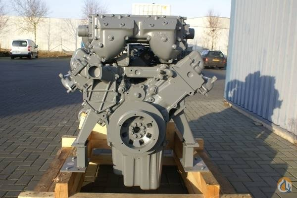 MAN MAN D2842 LE201 NEW Engines  Transmissions Crane Part for Sale on CraneNetwork.com