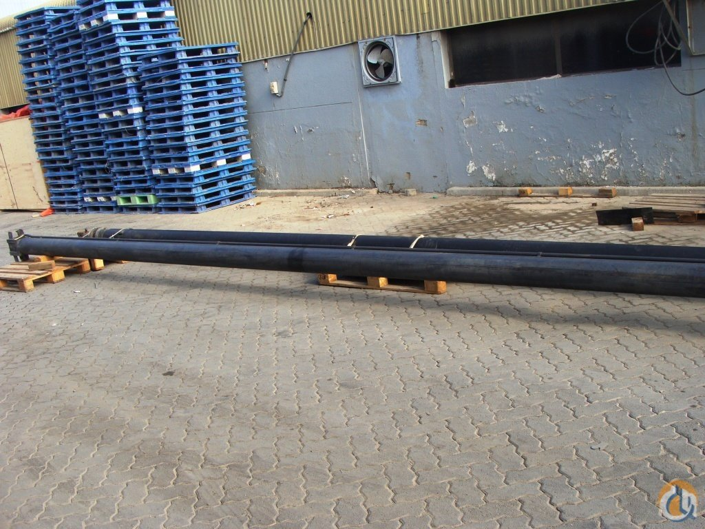 Grove GROVE TELESCOPIC CYLINDER II GMK 4070 Cylinder Boom Lift Crane Part for Sale on CraneNetwork.com