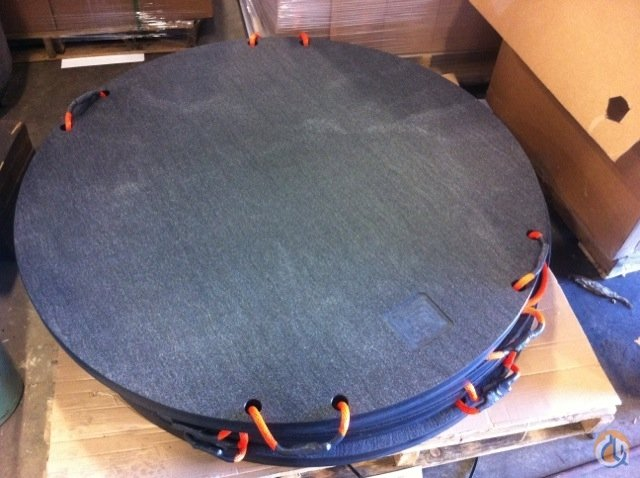 Various Manufacturers  Outrigger Mats Pads and Cribbing Crane Part for Sale in New York New York on CraneNetwork.com