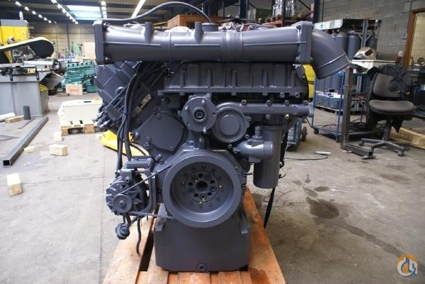 Deutz Deutz BF8M1015CP Engines  Transmissions Crane Part for Sale on CraneNetworkcom