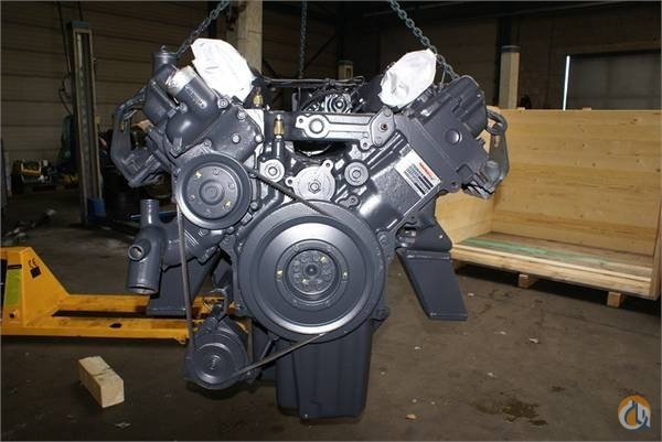 Mercedes-Benz Mercedes-Benz OM444A Engines  Transmissions Crane Part for Sale on CraneNetwork.com