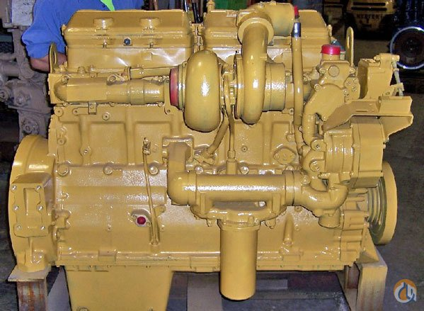 CAT Rebuilt Caterpillar 3406C - 425 hp Engines  Transmissions Crane Part for Sale in Cleveland Ohio on CraneNetwork.com