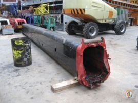 Demag AC155 Boom Sections Boom Sections Crane Part for Sale on CraneNetworkcom