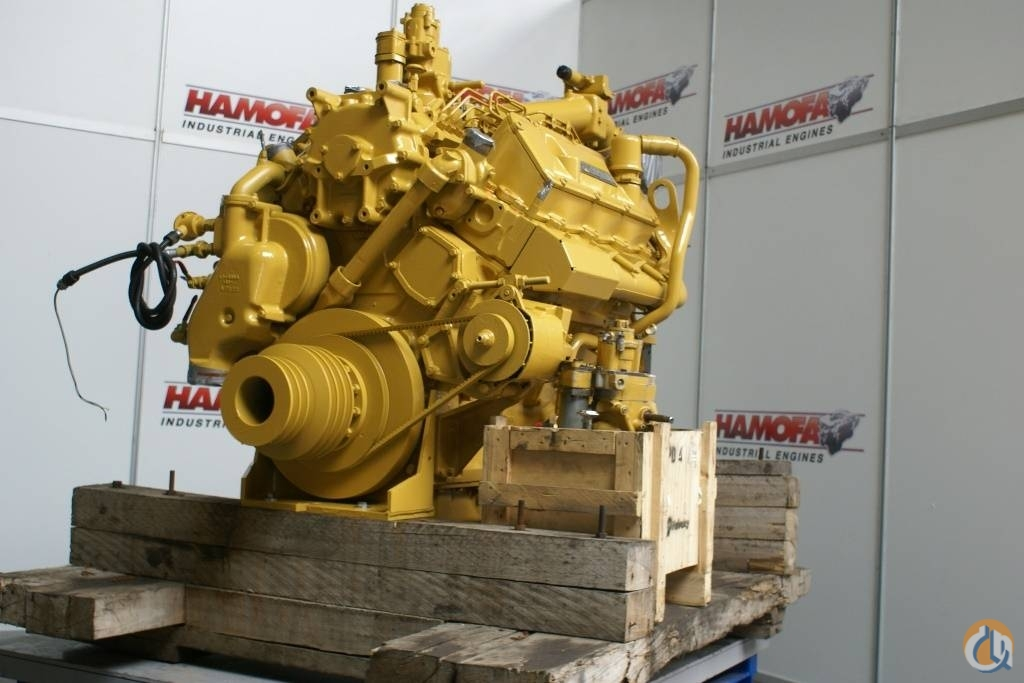 Caterpillar Caterpillar 3408 Engines  Transmissions Crane Part for Sale on CraneNetwork.com
