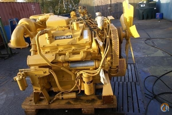 Caterpillar Caterpillar NEW ENGINES Engines  Transmissions Crane Part for Sale on CraneNetworkcom