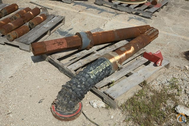 Manitowoc MANITOWOC 90772 Shafting Crane Part for Sale in Belle Chasse Louisiana on CraneNetwork.com