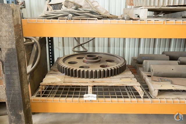 Manitowoc MANITOWOC 91693 Gears Crane Part for Sale in Belle Chasse Louisiana on CraneNetwork.com