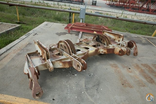 Manitowoc MANITOWOC 91960 Equalizer Crane Part for Sale in Belle Chasse Louisiana on CraneNetwork.com