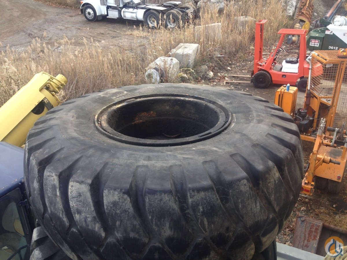 General 20.5-25 L3 Tires Tires Crane Part for Sale in Billerica Massachusetts on CraneNetwork.com