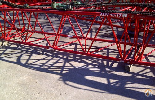 Manitowoc 10039 Jib Insert for Any Manitowoc 1000012000 Jib Sections  Components Crane Part for Sale on CraneNetworkcom