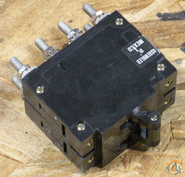 PampH Circuit Breaker Miscellaneous Parts Crane Part for Sale in New York New York on CraneNetworkcom