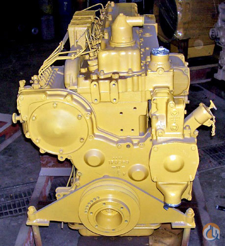 CAT Rebuilt Caterpillar 3306 Engines  Transmissions Crane Part for Sale in Cleveland Ohio on CraneNetwork.com