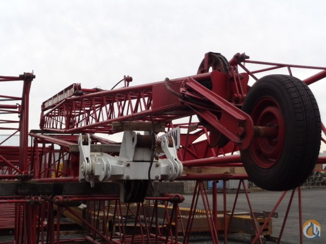 Manitowoc Manitowoc No124 Fixed Jib Jib Sections  Components Crane Part for Sale on CraneNetworkcom