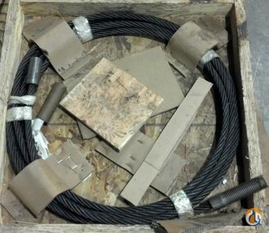 National National Cable Assembly Cables Crane Part for Sale in Syracuse New York on CraneNetwork.com