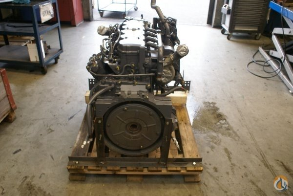 Cummins Cummins QSB6.7 Engines  Transmissions Crane Part for Sale on CraneNetwork.com