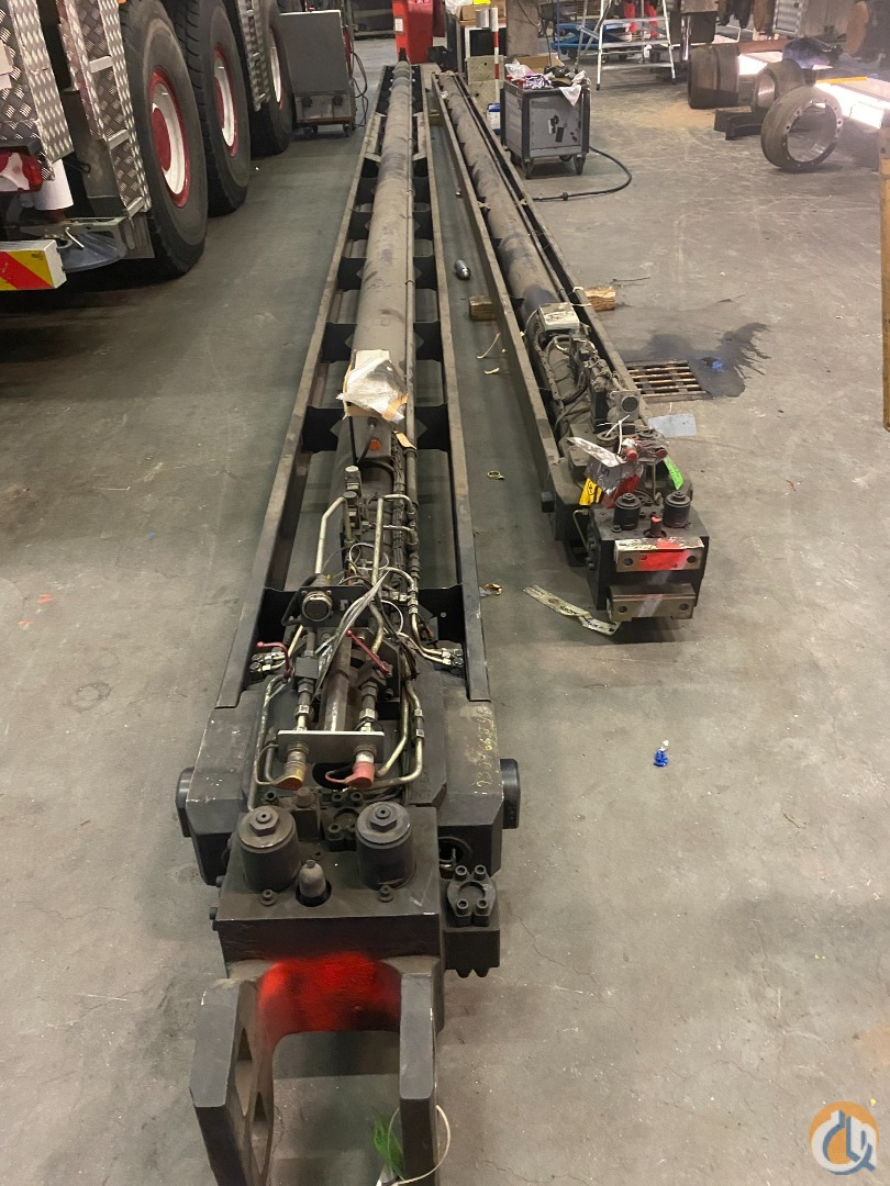 Krupp NEW STOCK NEW  Rebuild  Used telescopic and boomlift cilinders KMK GMK GMT Cylinders Crane Part for Sale in Breda North Brabant on CraneNetwork.com