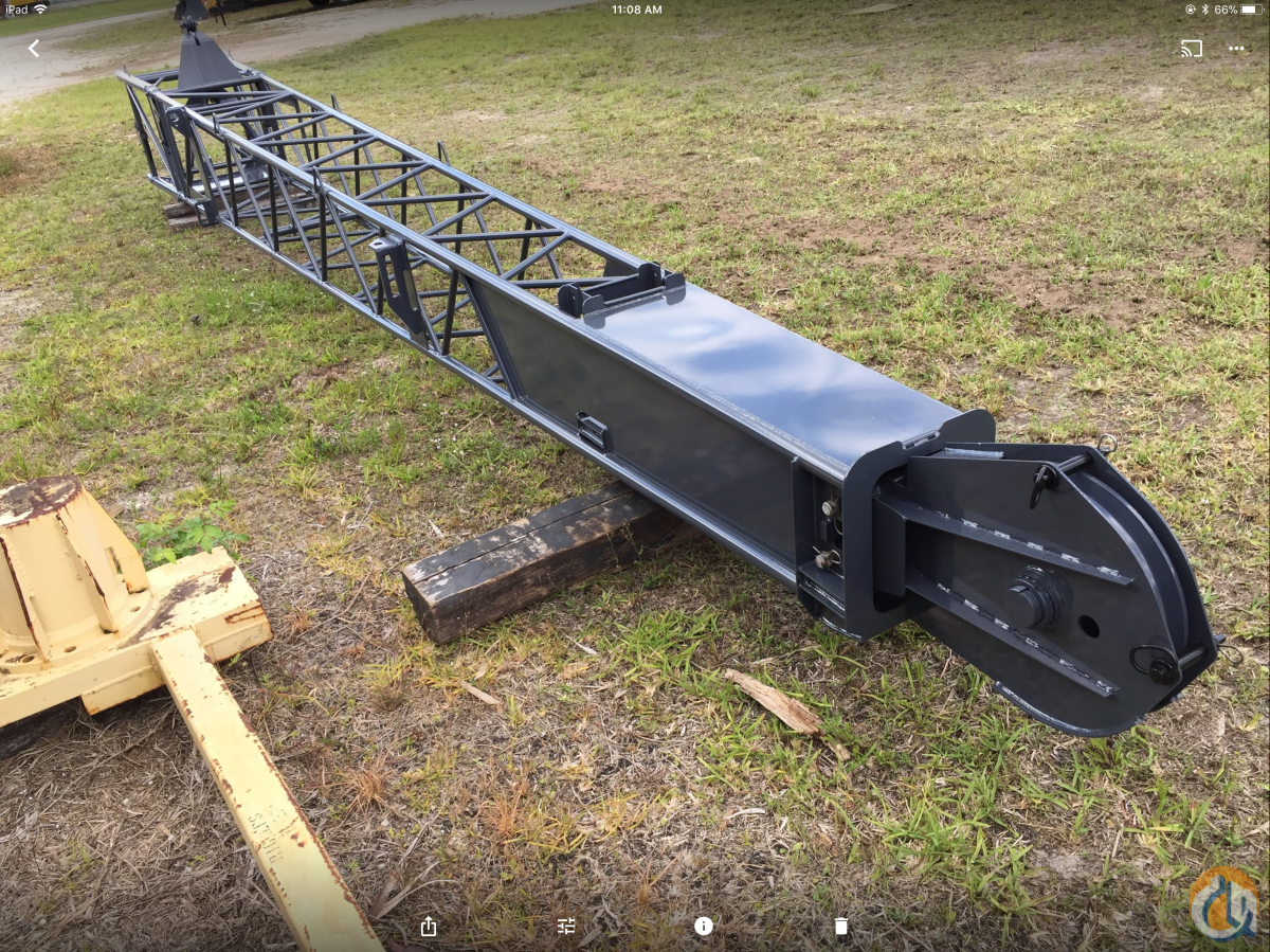 Grove Grove RT600E JIB EXCELLENT many others available call with needs Jib Sections  Components Crane Part for Sale in Fort Pierce Florida on CraneNetwork.com
