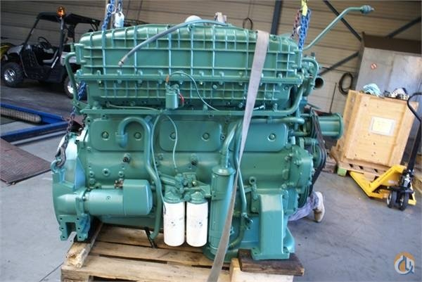 Volvo Volvo TWD 1211 V Engines  Transmissions Crane Part for Sale on CraneNetwork.com