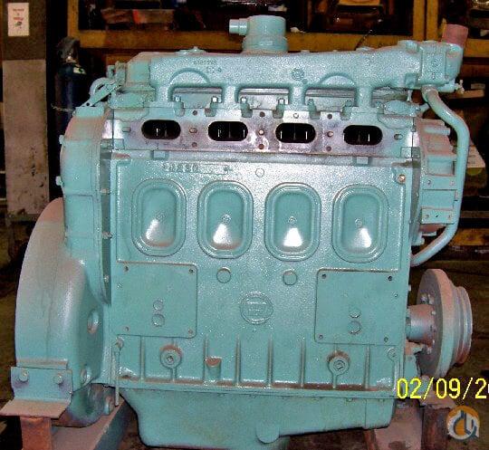 Detroit Diesel Rebuilt Detroit Diesel 4 71 Engines