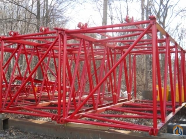 Manitowoc 20 999 Main Boom Insert Boom Sections Crane Part for Sale in Easton Massachusetts on CraneNetwork.com