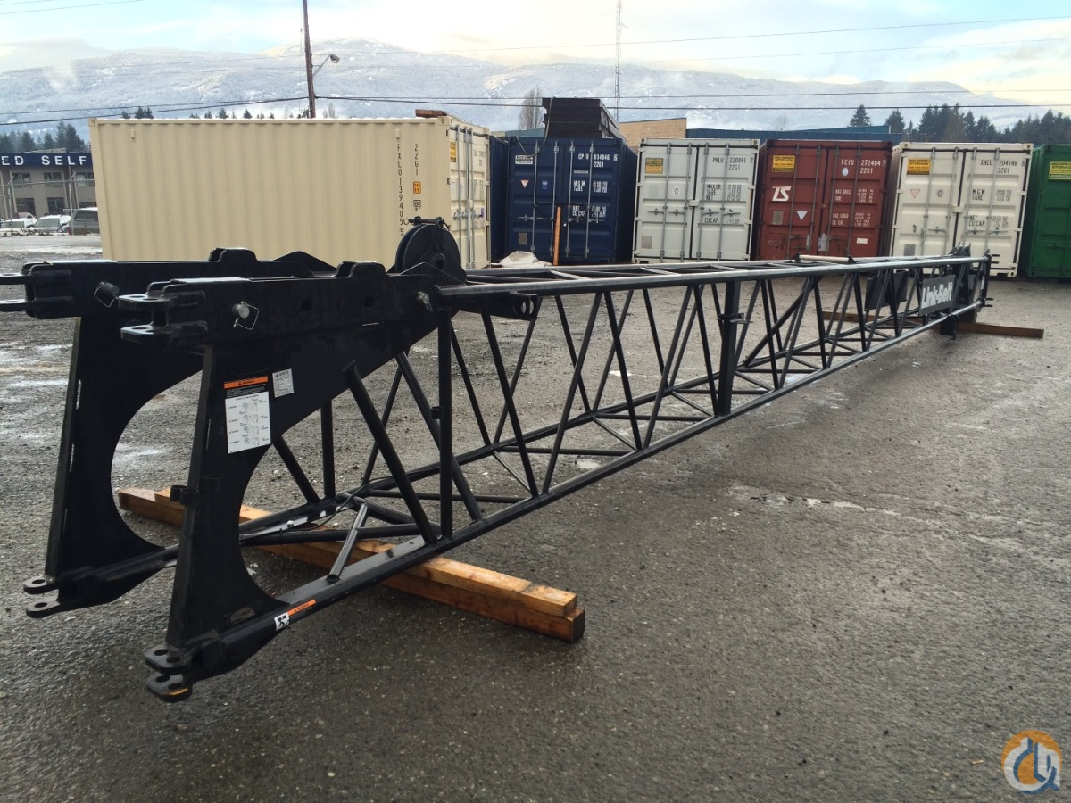 Link-Belt Link-Belt HTC 8690 Jib Jib Sections  Components Crane Part for Sale in Nanaimo British Columbia on CraneNetworkcom
