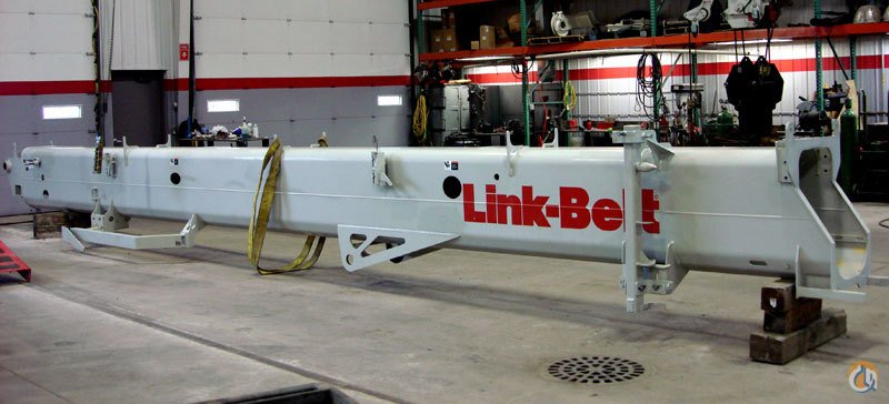 Link-Belt Base boom section Boom Sections Crane Part for Sale in Shakopee Minnesota on CraneNetwork.com