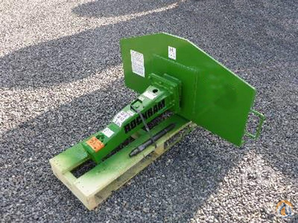 Rockram 2015 ROCKRAM SL1018 Hydraulic Rock Hammer Buckets Drag Clam Concrete Crane Part for Sale in Houston Texas on CraneNetwork.com