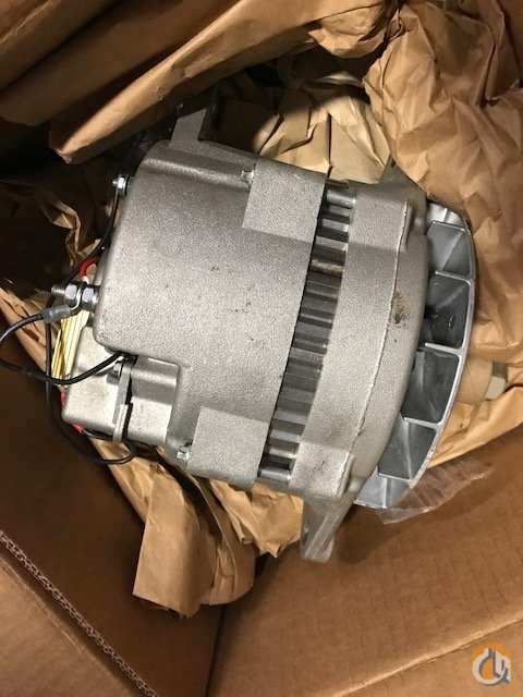 Terex Alternator Miscellaneous Parts Crane Part for Sale in Syracuse New York on CraneNetwork.com