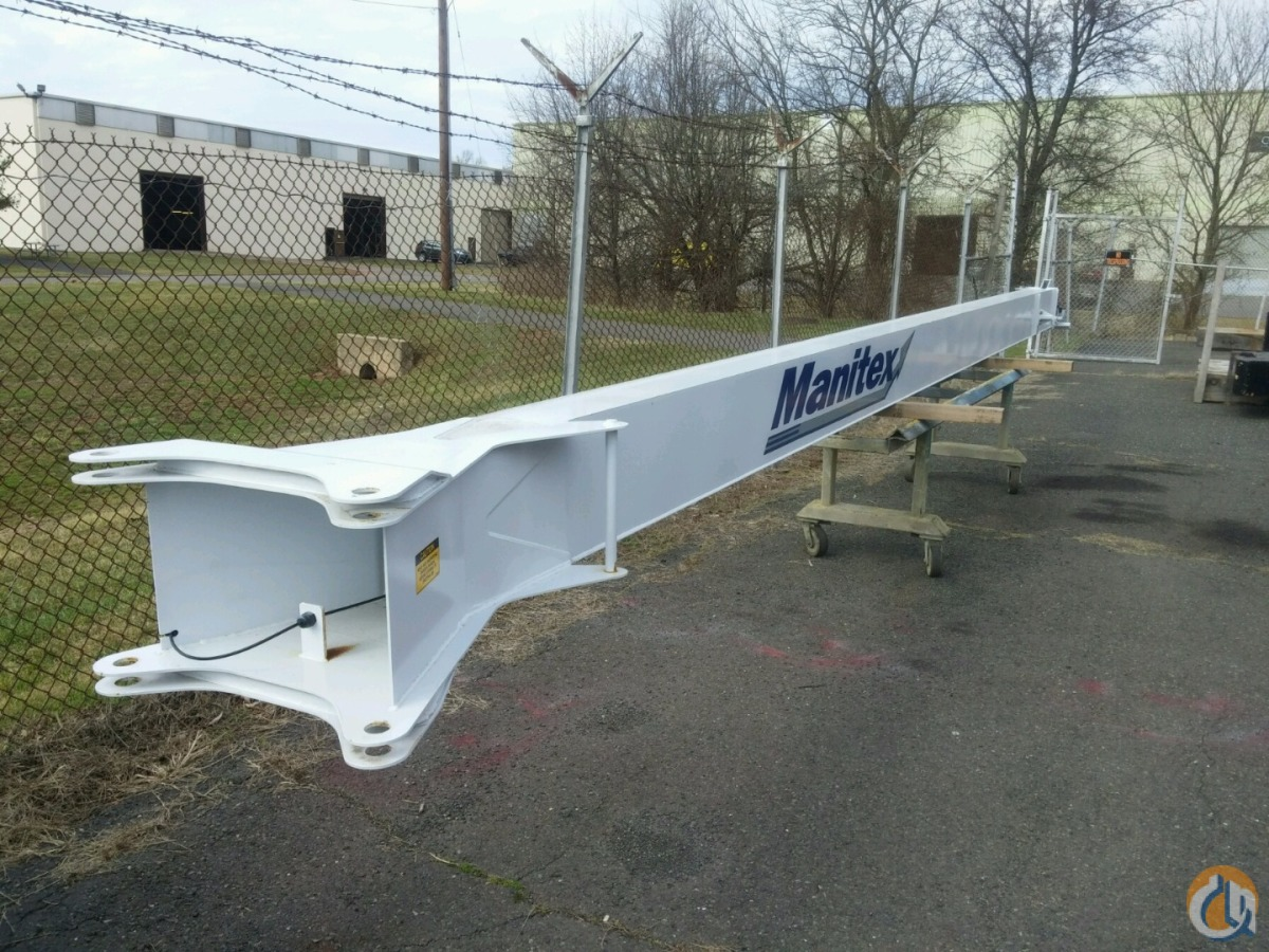 Manitex Manitex 40124SHL Jib Section 31 Jib Sections  Components Crane Part for Sale on CraneNetwork.com