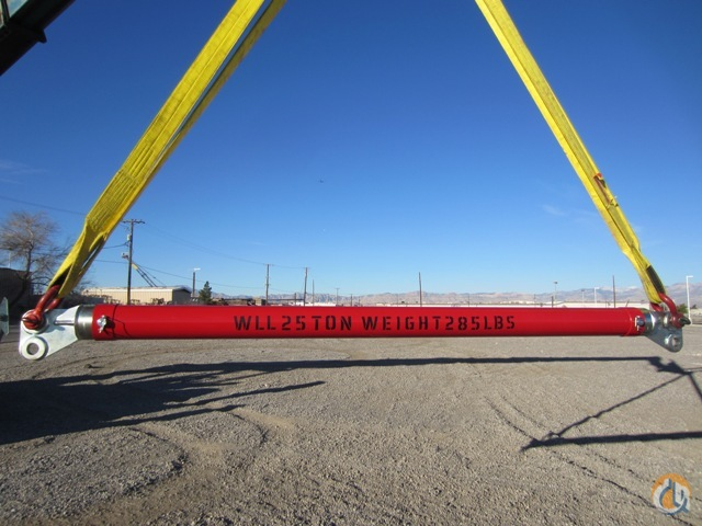 Transworld Manufacturing Telescoping Spreader Bar Spreader Bars Lifting Beams Crane Part for Sale in Las Vegas Nevada on CraneNetwork.com