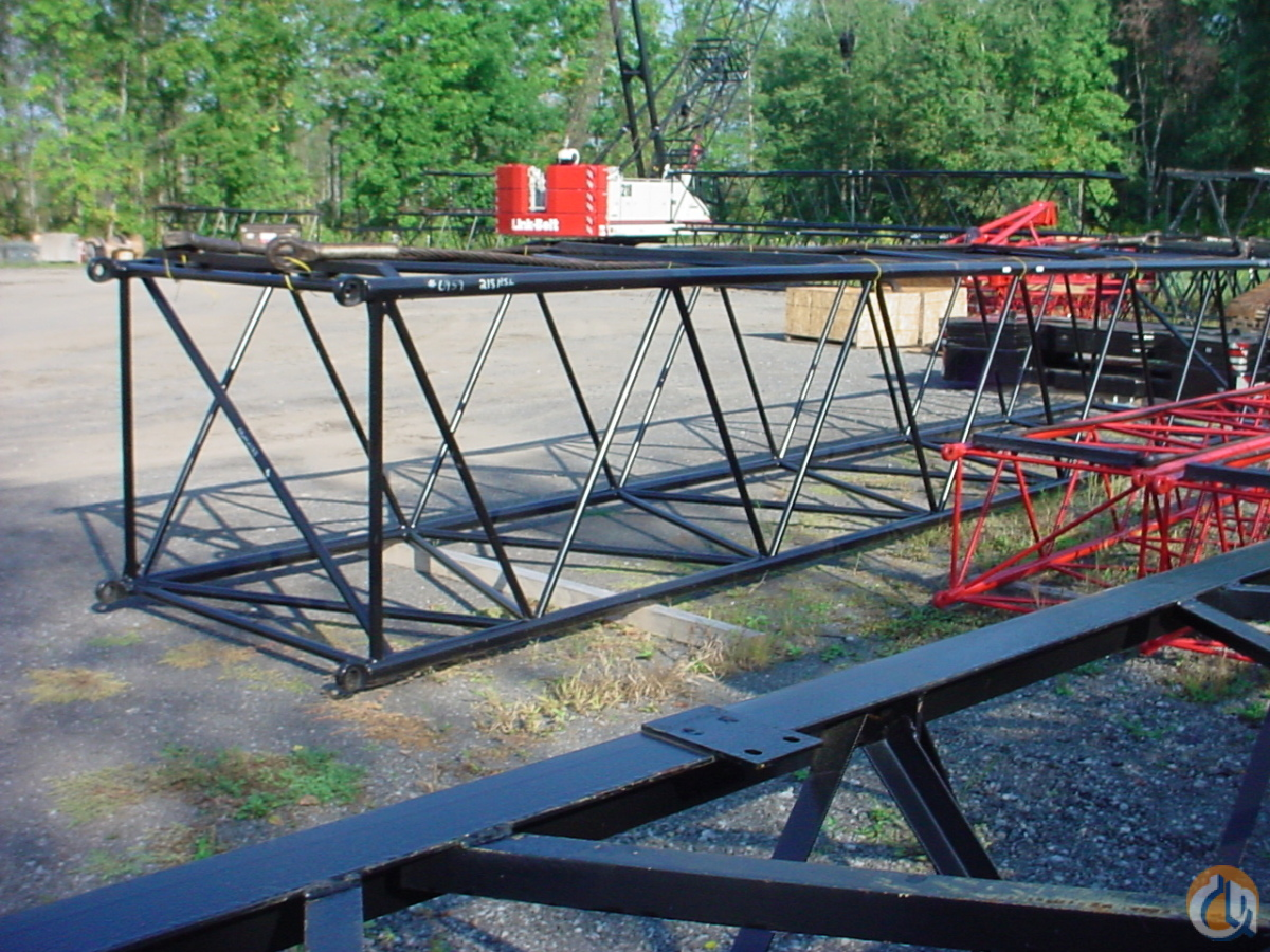 Link-Belt 30 HP Boom Section - Link-Belt Boom Sections Crane Part for Sale in Williston Vermont on CraneNetwork.com
