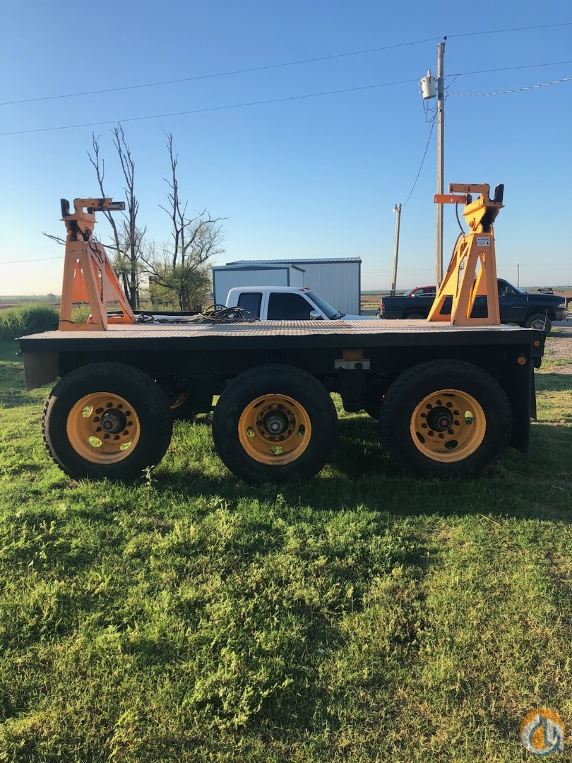 Grove 2009 Grove GMK 225 Boom Dolly Boom Dolly Crane Part for Sale in Altus Oklahoma on CraneNetwork.com