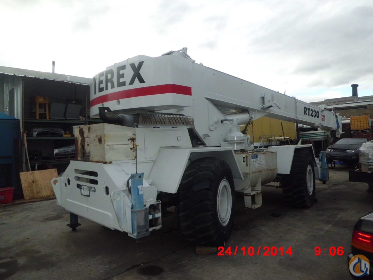 Terex 1999 Terex RT230 Crane BOOM for sale Boom Sections Crane Part for Sale in Newark New Jersey on CraneNetwork.com
