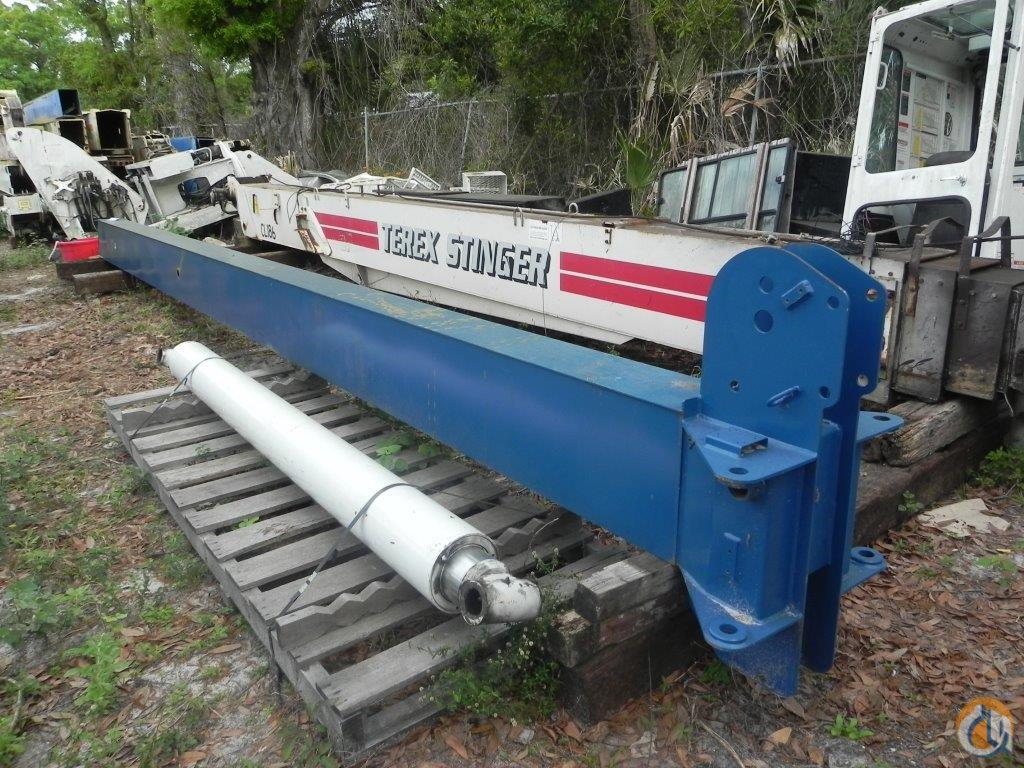 Manitex New Manitex 40124S  SHL tip section Boom section 4 Boom Sections Crane Part for Sale in Tampa Florida on CraneNetwork.com