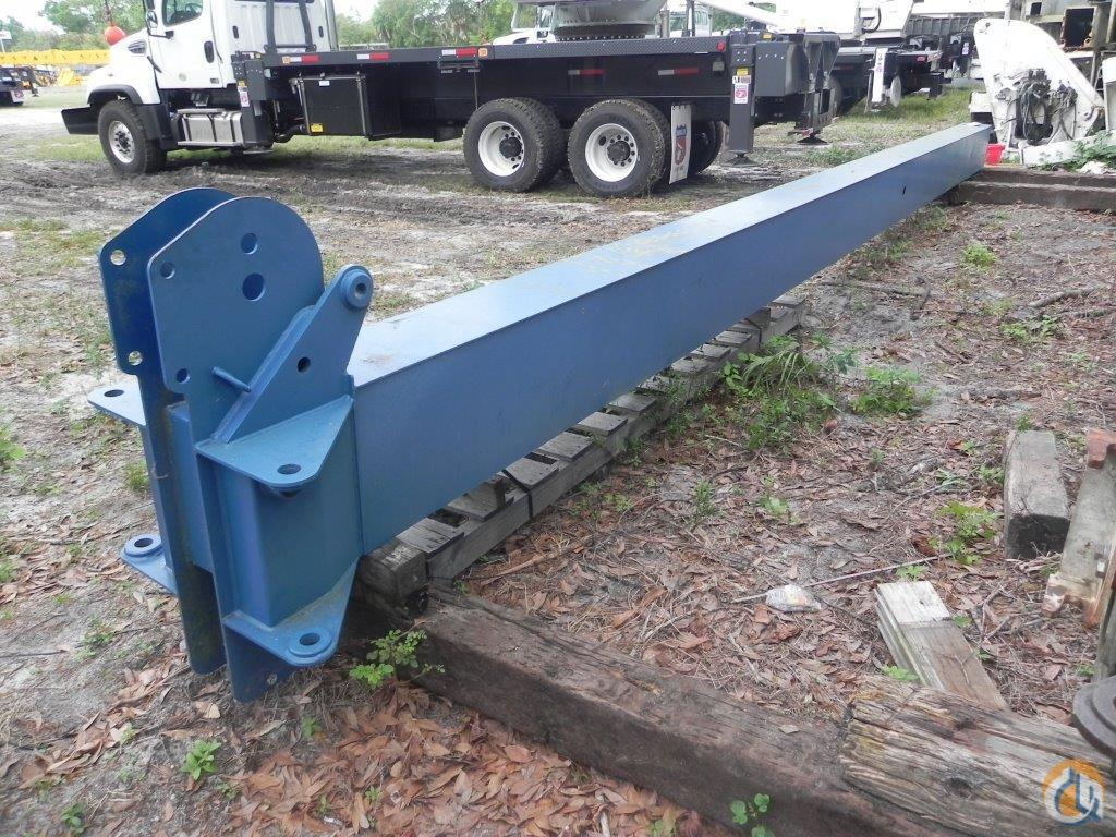 Manitex New Manitex 40124S  SHL tip section Boom section 4 Boom Sections Crane Part for Sale in Tampa Florida on CraneNetworkcom