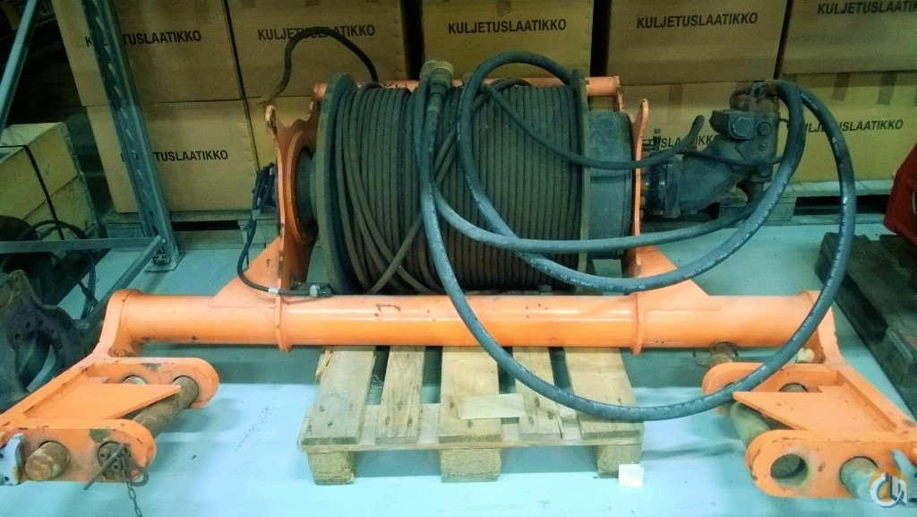 Demag The second winch for Demag Winches  Drums Crane Part for Sale on CraneNetwork.com