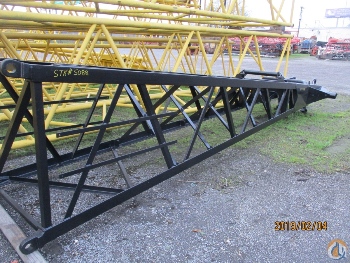 Link-Belt Link-Belt 20 x 54 x 44 x 3 Angle Boom Base Boom Sections Crane Part for Sale on CraneNetwork.com