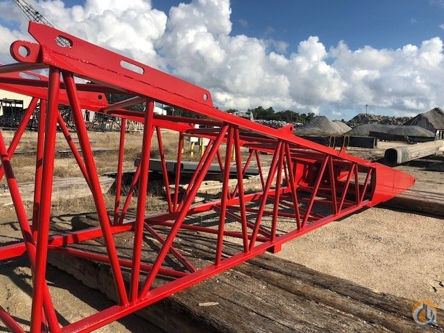 Manitowoc Manitowoc 9A Boom Butt. 623558 or 623561 Boom Sections Crane Part for Sale in Belle Chasse Louisiana on CraneNetwork.com