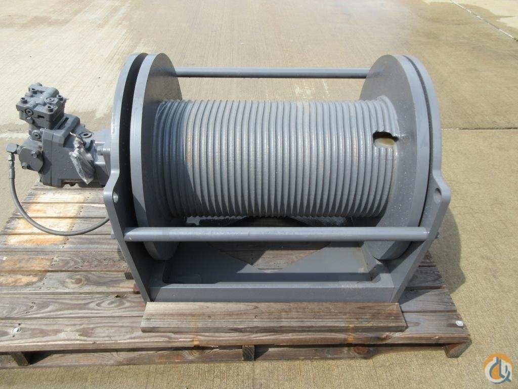Braden BRADEN GEARMATIC WINCH Winches  Drums Crane Part for Sale in Coffeyville Kansas on CraneNetwork.com