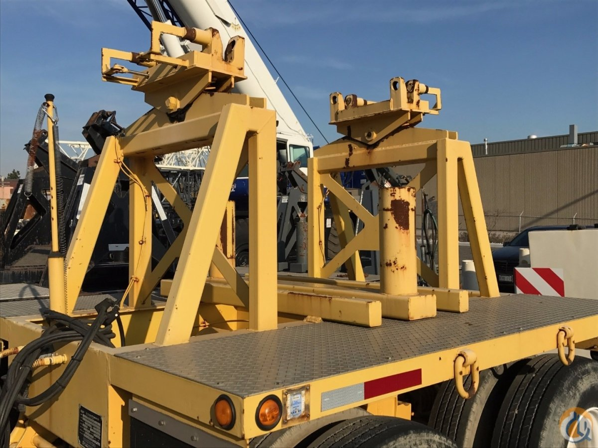 Nelson 2004 Nelson CBC-20ST Dual Axle Boom Dolly Boom Dolly Crane Part for Sale in Oakville Ontario on CraneNetwork.com
