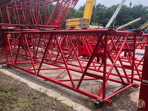 Manitowoc Manitowoc 12000 20 Main Boom Insert Boom Sections Crane Part for Sale in Easton Massachusetts on CraneNetwork.com