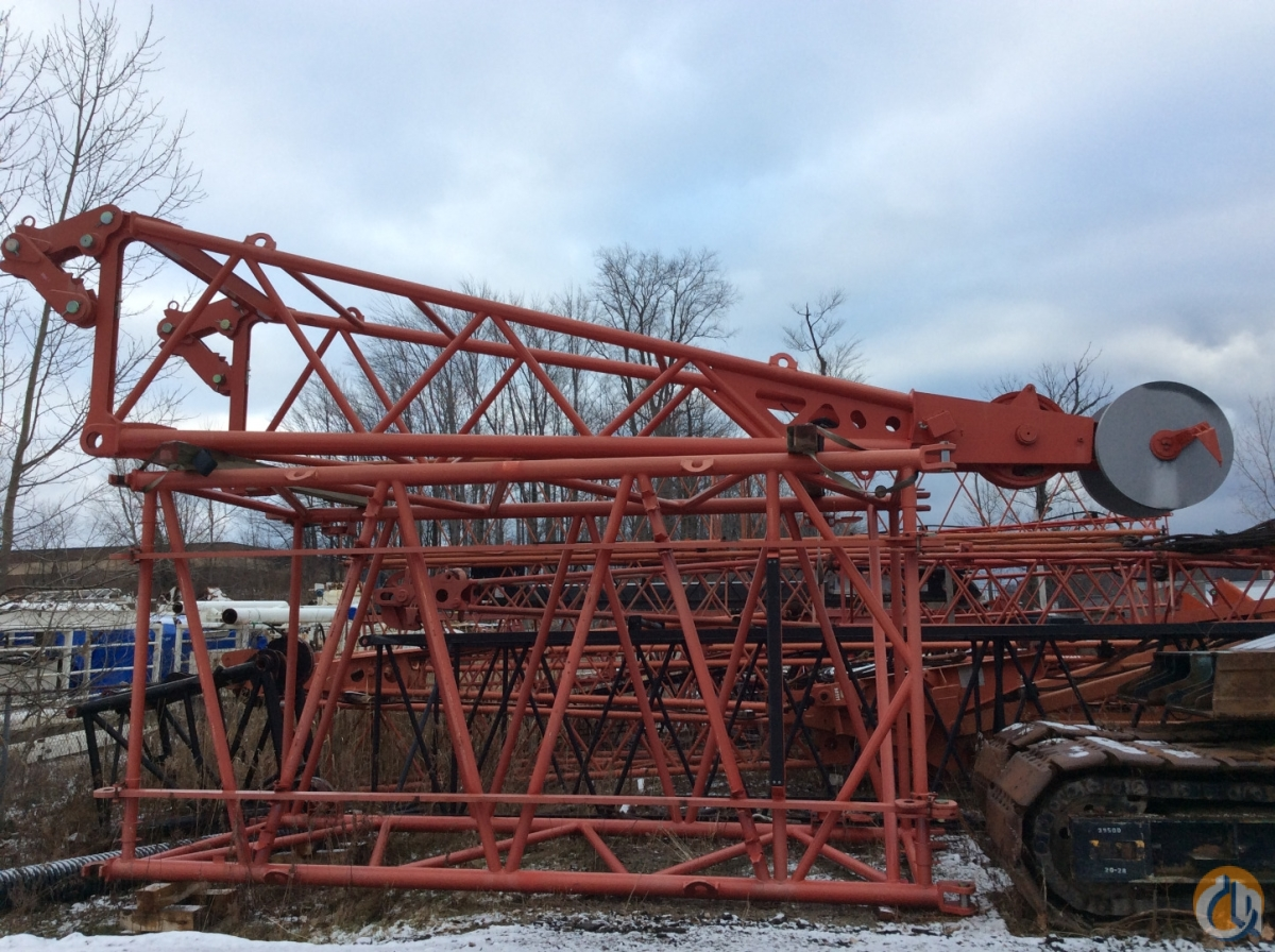 Manitowoc  58 Boom amp Harley Tip Boom Tip Extension  Crane Part for Sale in Cleveland Ohio on CraneNetwork.com