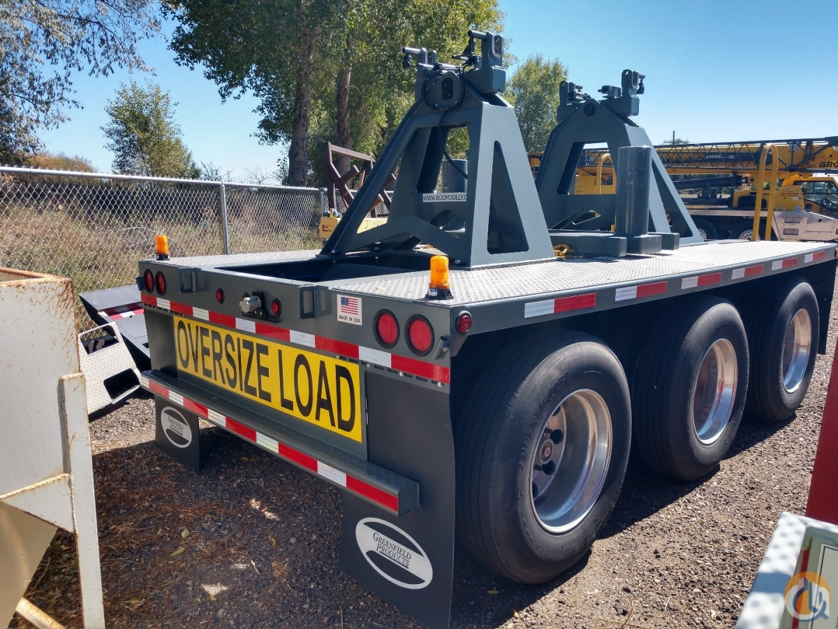 Greenfield Products 2014 Greenfield Products Boom Dolly Boom Dolly Crane Part for Sale in Fort Collins Colorado on CraneNetwork.com