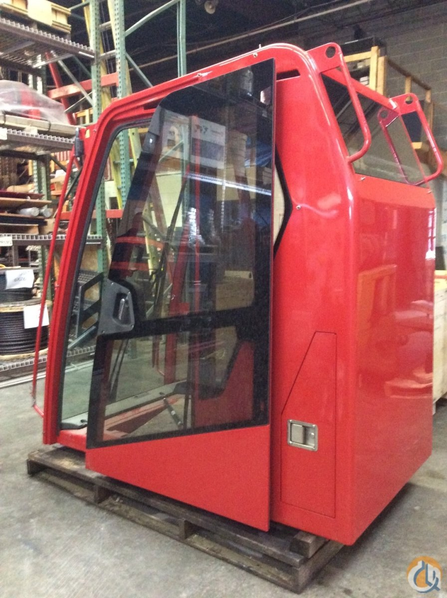Manitowoc Cab For Can Bus Technology Manitowoc Cranes Cabs Crane Part for Sale in Cleveland Ohio on CraneNetwork.com