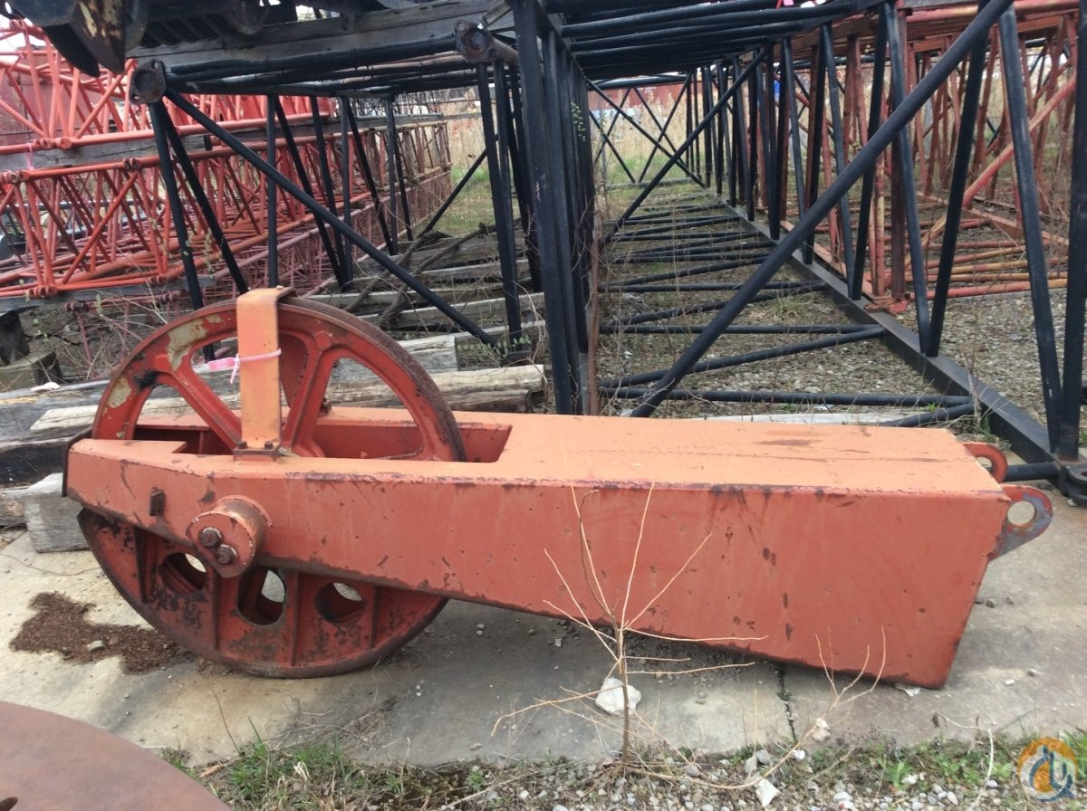 Manitowoc Manitowoc 3900  8 Boom Extened Upper Point Boom Tip Extension  Crane Part for Sale in Cleveland Ohio on CraneNetwork.com