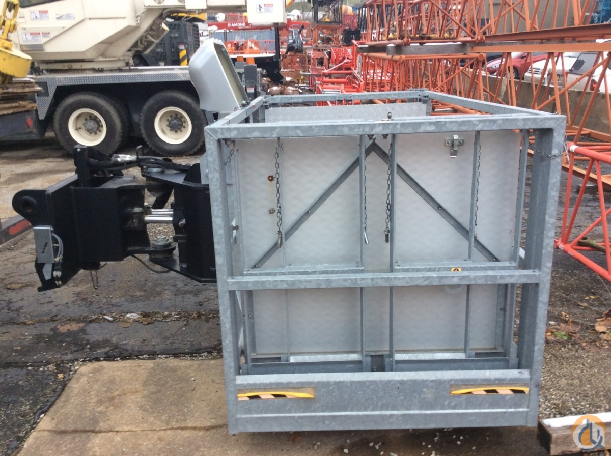 Mantis New Manitou MRT 2540 Man Basket Man Baskets Crane Part for Sale in Cleveland Ohio on CraneNetwork.com