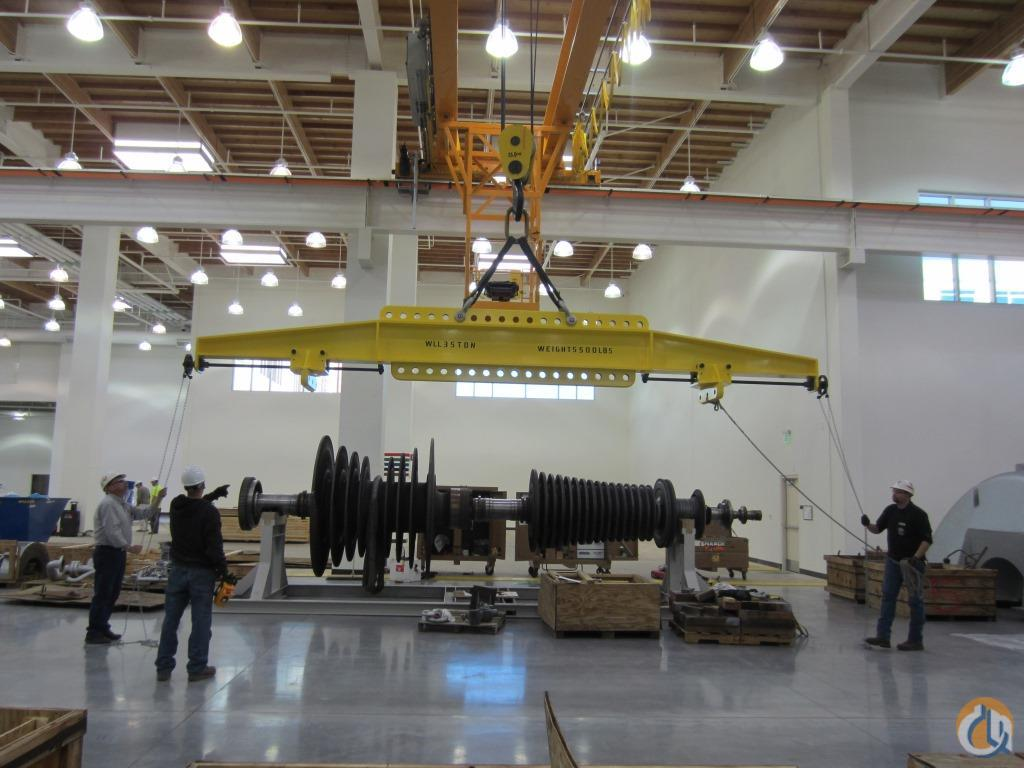 Transworld Manufacturing Equalizing Beam Spreader Bars Lifting Beams Crane Part for Sale in Las Vegas Nevada on CraneNetwork.com