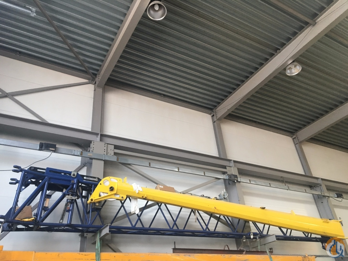 Demag AC1004 JIB Jib Luffing Crane Part for Sale in Giessen North Brabant on CraneNetwork.com