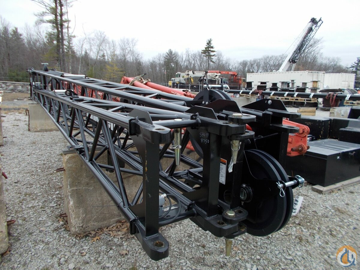 Link-Belt Link-Belt 35 to 58 Offset Fly Jib Sections  Components Crane Part for Sale in Oxford Massachusetts on CraneNetwork.com